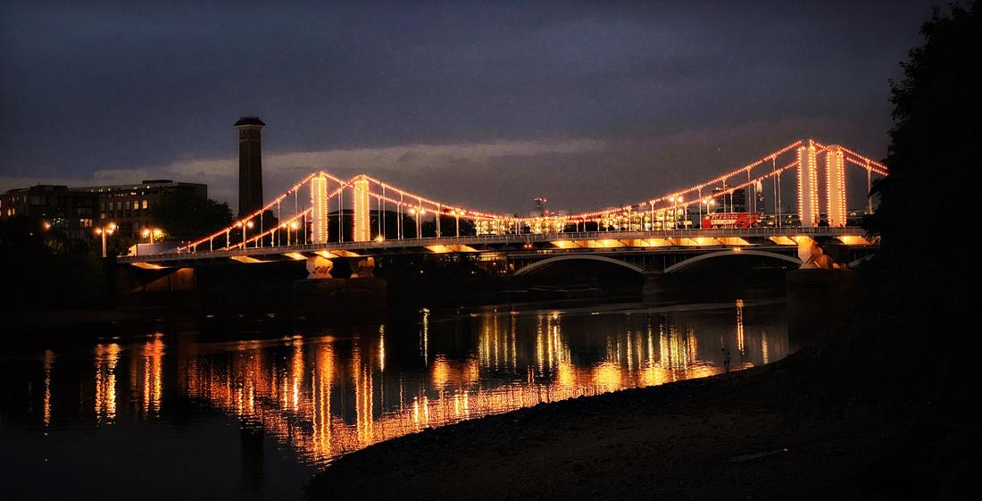 Battersea Bridge AAF July 2021