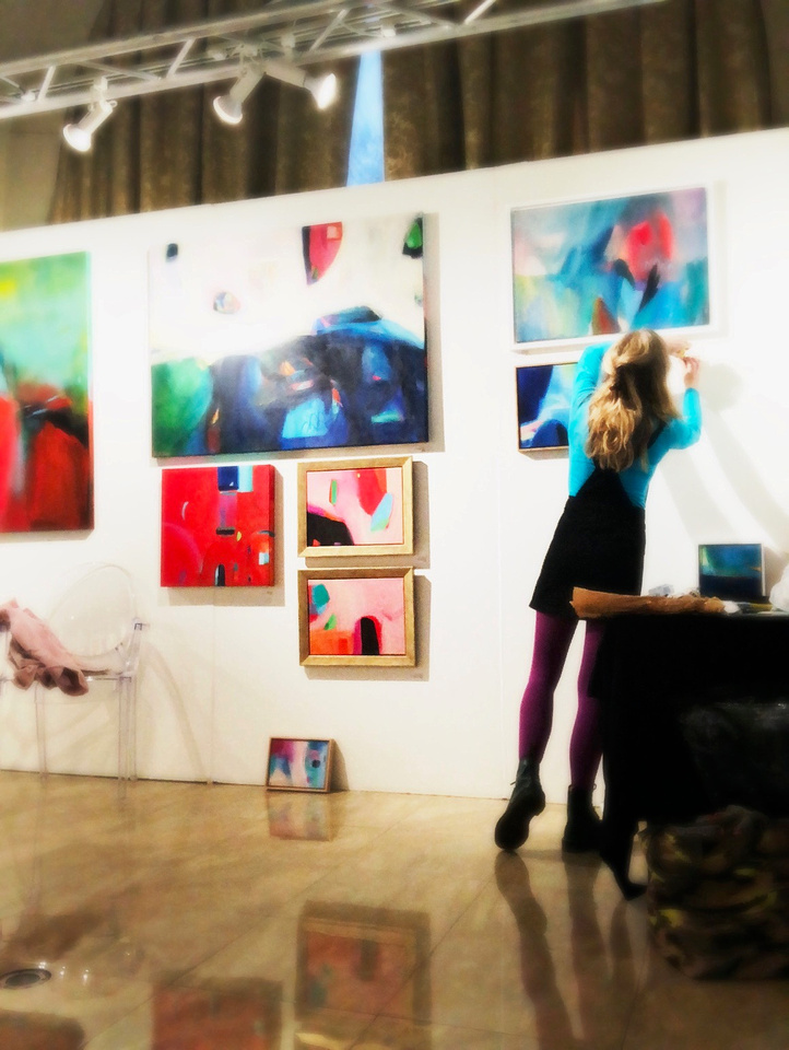 The Other Art Fair, Los Angeles. Spring 2018
